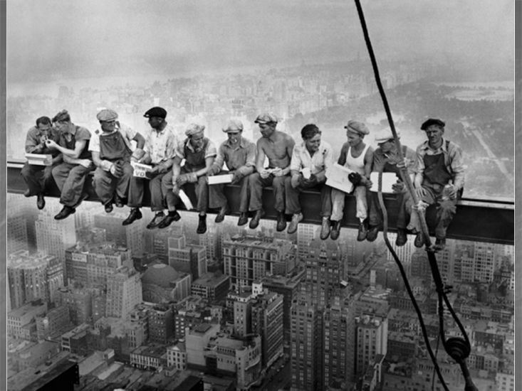Viaggiare per gioco. Builders of New York