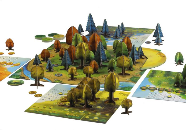 Afbeeldingsresultaat voor photosynthesis board game review