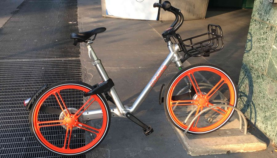 Muoversi il test di mobike il nuovo bike sharing for Mobile milano bike sharing