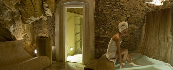 Wellness ai bagni di pisa touring magazine - Bagni di pisa notte alle terme ...