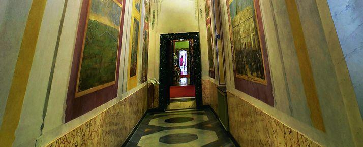 Roma nella casa degli italiani touring magazine for Ufficio decoro urbano roma