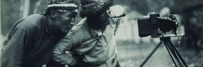 Una foto scattata da Kurt Lubinski dall'Archivio fotografico Tci
