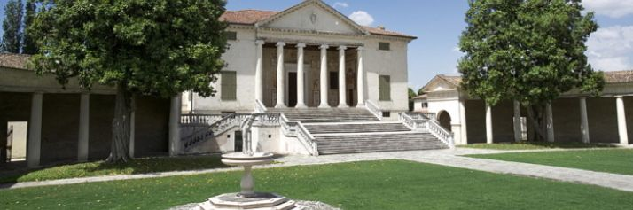 Villa Badoer a Fratta Polesine, di Isabella Brega