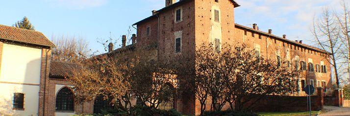La faccia del castello Isimbardi