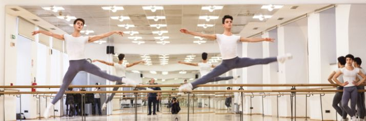 Il dipartimento di danza dell'Accademia del teatro alla Scala